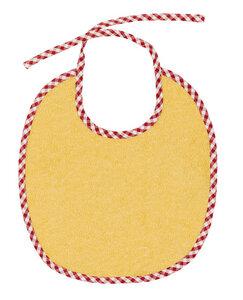 Efie Lätzchen klein gelb, kbA(organic), Made in Germany - Efie