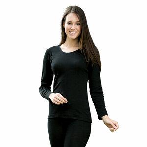 Damen Unterhemd Engel Bio Wolle Seide  - Engel natur