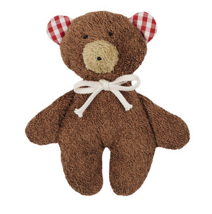 Efie Rassel Teddy braun, kbA (organic), Made in Germany - Efie