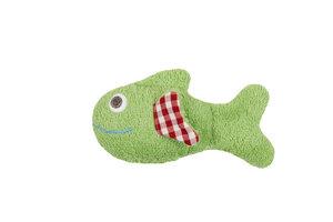 Efie Fisch grün, kbA (organic), Made in Germany - Efie