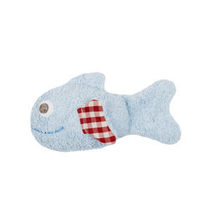 Efie Fisch blau, kbA (organic), Made in Germany - Efie