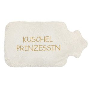 Efie Kirschkern-Wärmekissen KUSCHEL PRINZESSIN, kbA (organic), Made in Germany - Efie