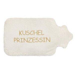Efie Wärmflasche KUSCHEL PRINZESSIN, kbA (organic), Made in Germany - Efie