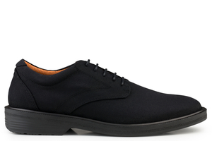 London Walker Black - Eco Vegan Shoes