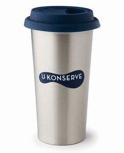 Isolierter Kaffeebecher  Coffee to Go - U-Konserve