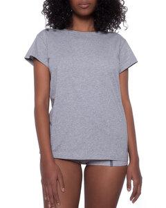 T-Shirt 'Daily Daisy' Grey - VATTER