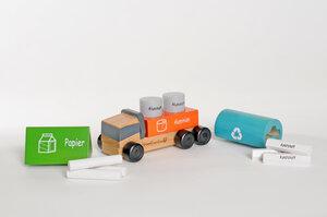 Recycling Fahrzeug Set  - EverEarth
