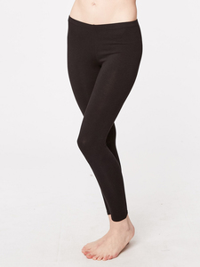 BASE LAYER LEGGINGS - Black - Thought | Braintree