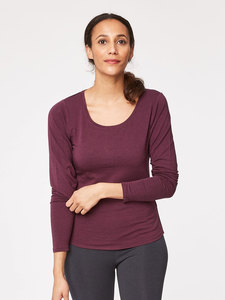 BASE LAYER TEE - Heather - Thought | Braintree