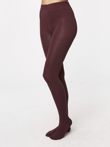 BRITTA TIGHTS - Heather - Thought