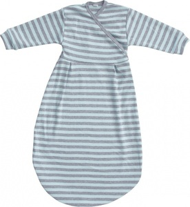 Felinchen Schlafsack blau gestreift - iobioTM (PoPoLiNi®)