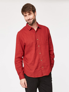 DEVAN SHIRT - Rust - Thought | Braintree