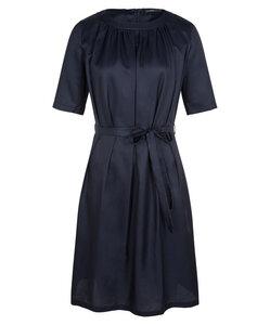 Kleid aus Seide und Baumwolle von LANA natural wear - Lana naturalwear
