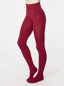 CHARLOTTE TIGHTS - Ruby - Thought | Braintree