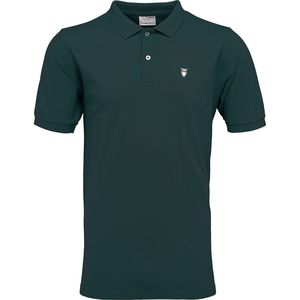 Pique Polo - Green Gables - OCS - KnowledgeCotton Apparel