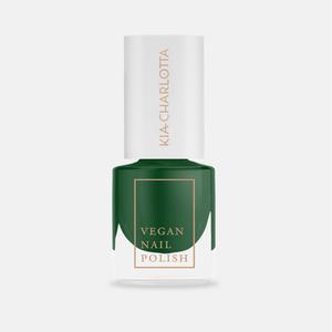 Veganer Nagellack ›IN THE JUNGLE‹ A Dark Green - Kia-Charlotta