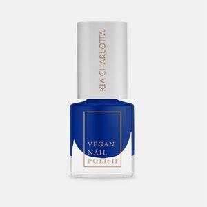 Veganer Nagellack ›WAVE OF LIFE‹ A Deep Blue - Kia-Charlotta