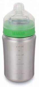 Baby Flasche Kid Kanteen 266ml (mittlerer Trinkfluss) - Klean Kanteen
