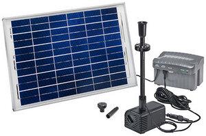 esotec Siena LED-Solarpumpensystem / Springbrunnen - esotec