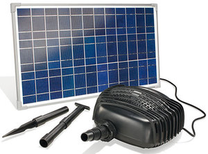 esotec Garda Solar-Bachlaufsystem - esotec