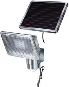 Brennenstuhl Solar-LED-Strahler SOL 80 Alu mit Bewegungsmelder - Brennenstuhl