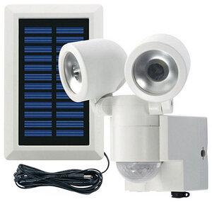 GEV LightBoy Solar-LED Strahler Duo Bewegungsmelder - GEV
