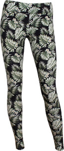 OGNX Yoga Leggings Hawaii Damen Grün Baumwolle - OGNX