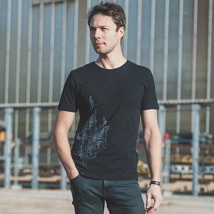 ruestungsschmie.de – Baum - Mens Low Carbon Organic Cotton T-Shirt - Nikkifaktur