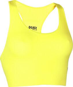 OGNX Yoga Sport BH Neon Gelb - OGNX