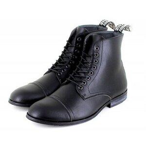Aubrey Boot Black - Vegetarian Shoes