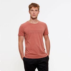 T-Shirt aus Bio-Baumwolle Cap de Barbaria UoL Rosé - Bohemian Heads