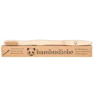 Bambus Zahnbürste - bambusliebe