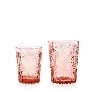 Trinkglas Fleur-de-Lys rosé - Van Verre