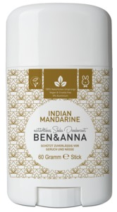 Deodorant Stick, Indian Mandarine - Ben&Anna