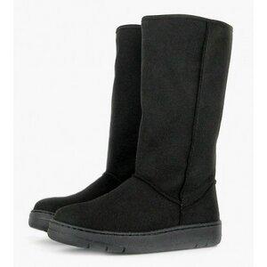 Highly Snug Boot Black - Vegetarian Shoes