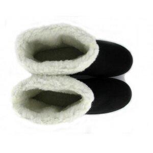 Snug Boot Black - Vegetarian Shoes