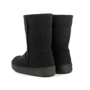 Snug Boot Black - Vegetarian Shoes