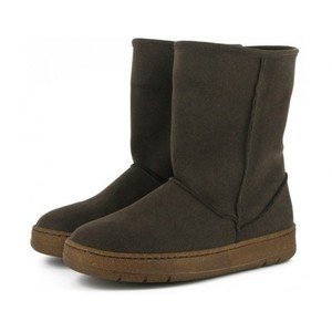 Snug Boot Brown - Vegetarian Shoes