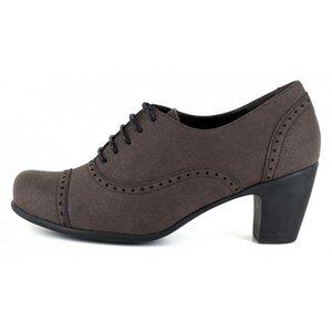 Everley brown - Vegetarian Shoes