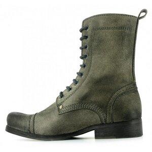 Vintage Boot grey - Vegetarian Shoes