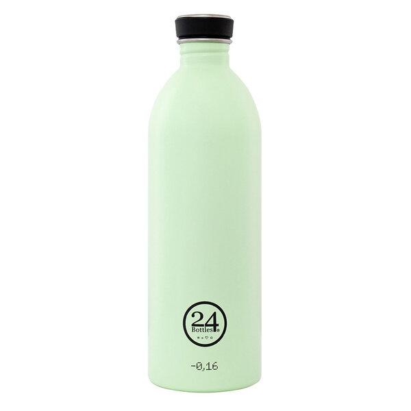 24bottles 1l edelstahl trinkflasche pastell avocadostore. Black Bedroom Furniture Sets. Home Design Ideas