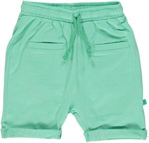 Baby Shorts mint grün GOTS - Smafolk