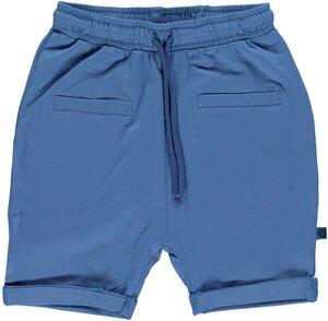 Baby Shorts blau  GOTS - Smafolk