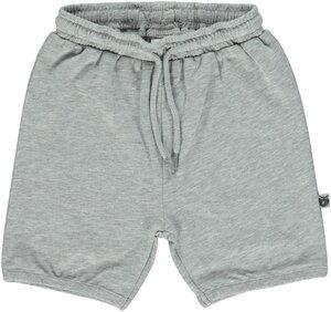 Baby Shorts grau GOTS - Smafolk