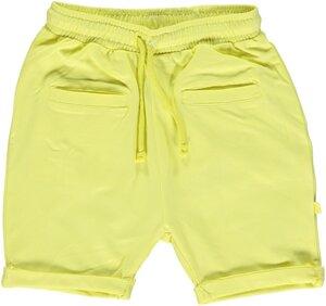Baby Shorts gelb GOTS - Smafolk