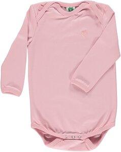 langärmliger Body rosa - Smafolk