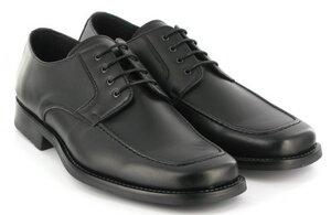 Suit Shoe (Black) - Vegetarian Shoes