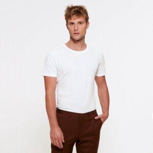 T-Shirt aus Bio-Baumwolle El Pilar White - Bohemian Heads