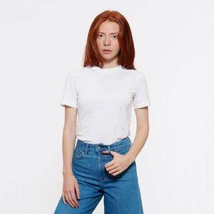 T-Shirt aus Bio-Baumwolle Illetas White - Bohemian Heads