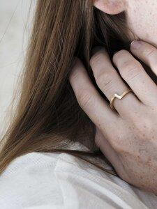 Ring RANIA - Jyoti - Fair Works
